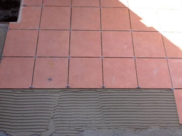 Rehabilitación de fachada en Villarias 1
